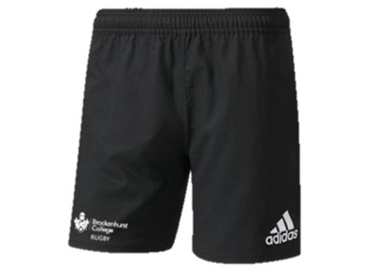 3S Rugby Shorts Black