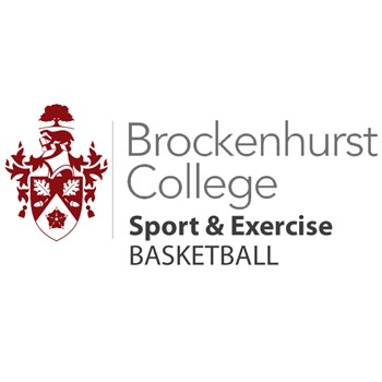 Brockenhurst College Basketball Logo