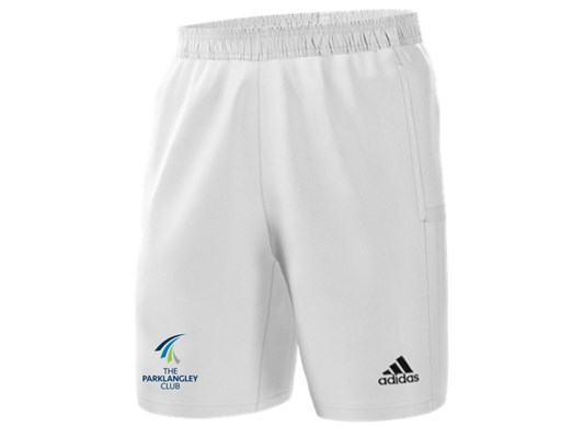 T19 Woven Short Youth White